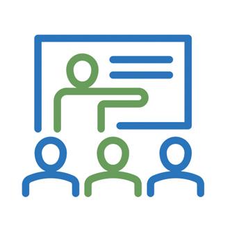 Board Meeting Icon