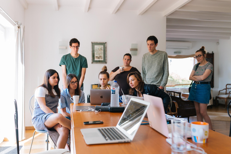 Millennial and Gen Z employees