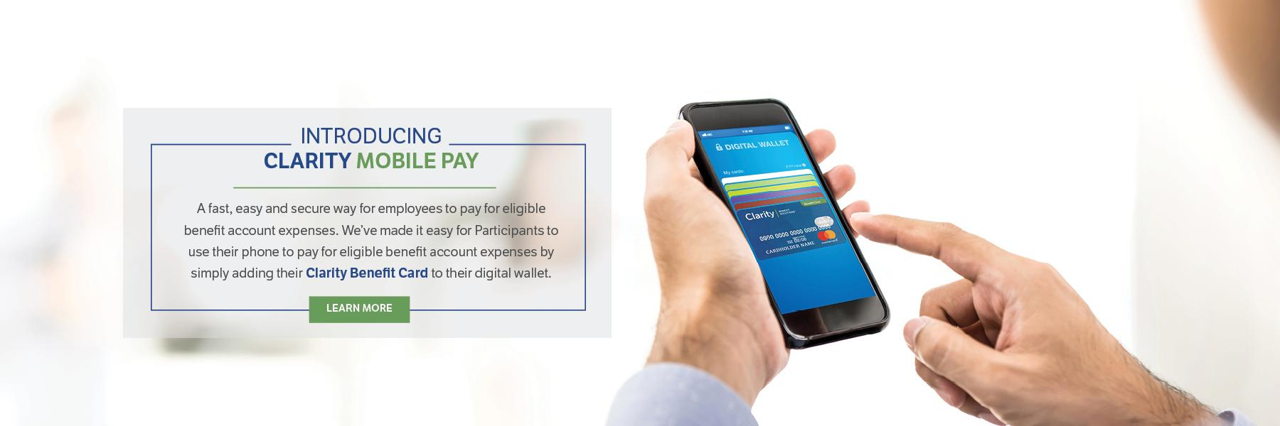 Clarity Mobile Pay